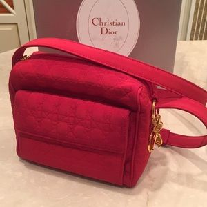 AUTHENTIC CHRISTIAN DIOR LADY BAG